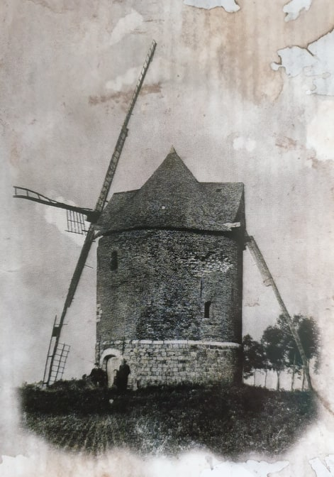 MOULIN DE POZIERES 1610