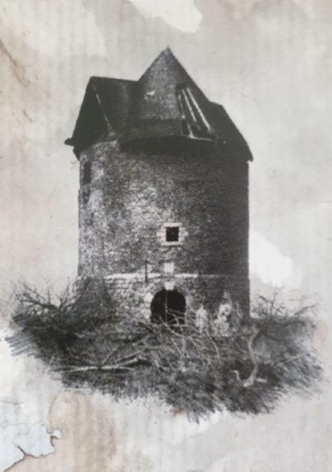 1914 MOULIN DE POZIERES
