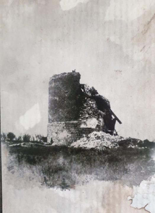 1916 MOULIN DE POZIERES